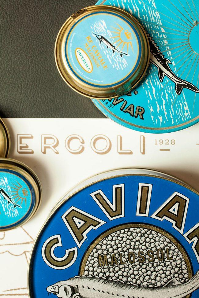 Salmone Caviar - caviale