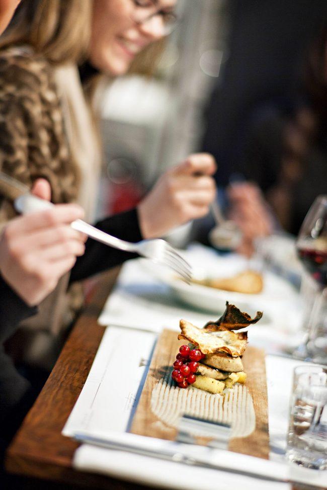 cena ristorante ercoli parioli