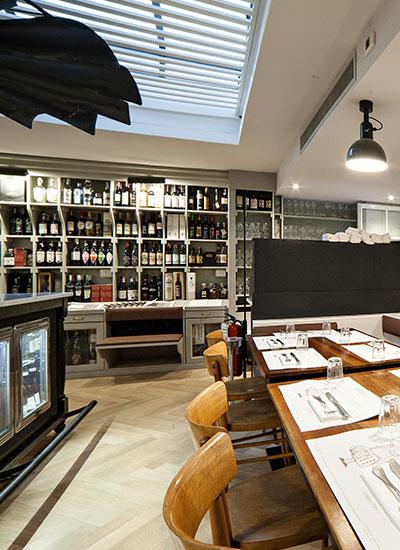 ercoli parioli vermouth bar sala
