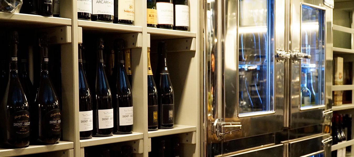 ercoli vermouth bar parioli bottiglie
