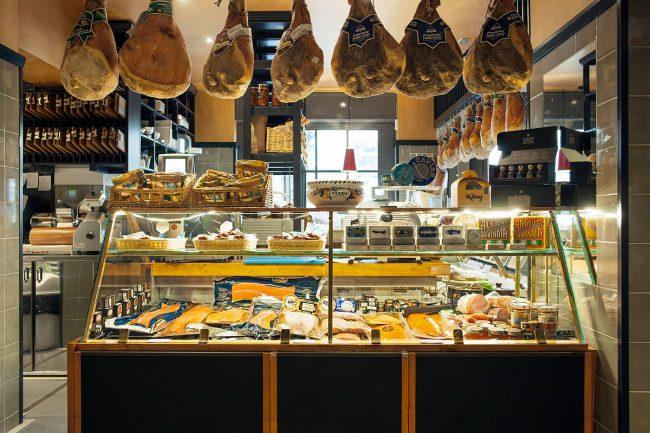 Banco gastronomia Ercoli Parioli