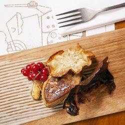 piatto pesce ercoli ristorante parioli