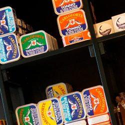 prodotti di importazione di alta gastronomia