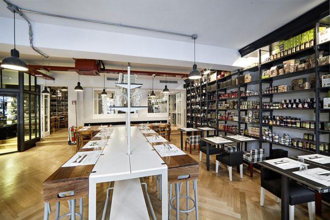 sala prodotti ercoli parioli ristorante