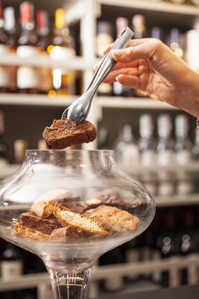 Biscotti secchi del vermut bar