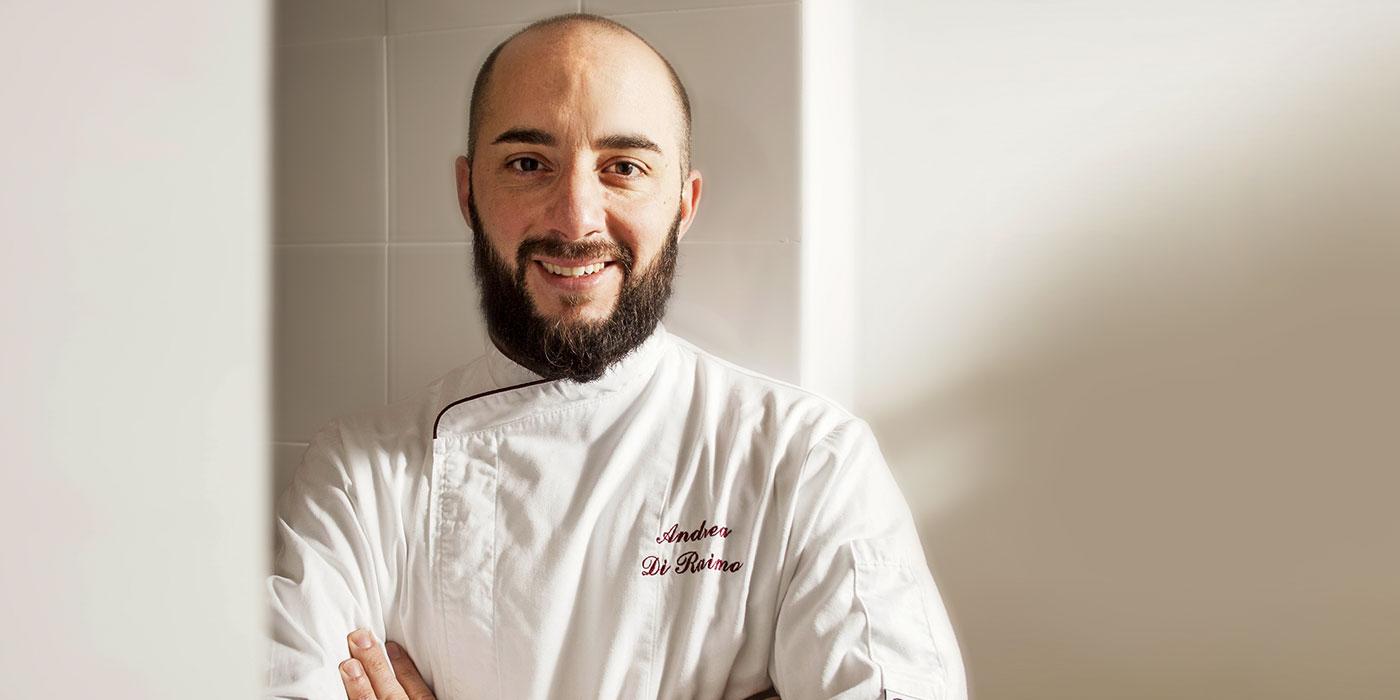 Chef Andrea di Raimo