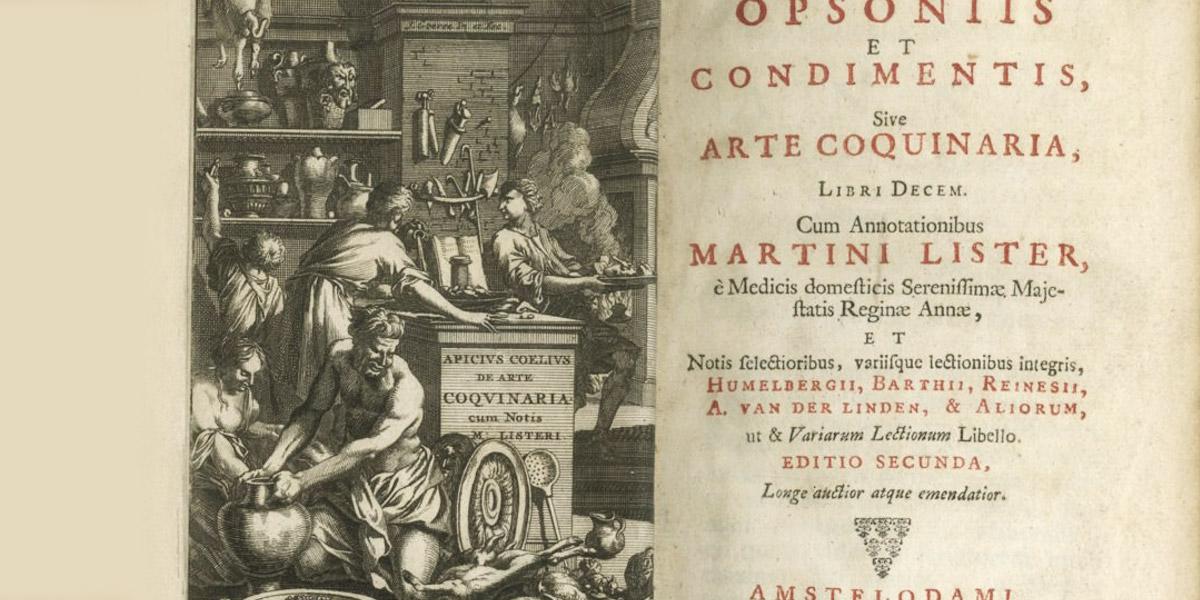 gastronomia libro antico