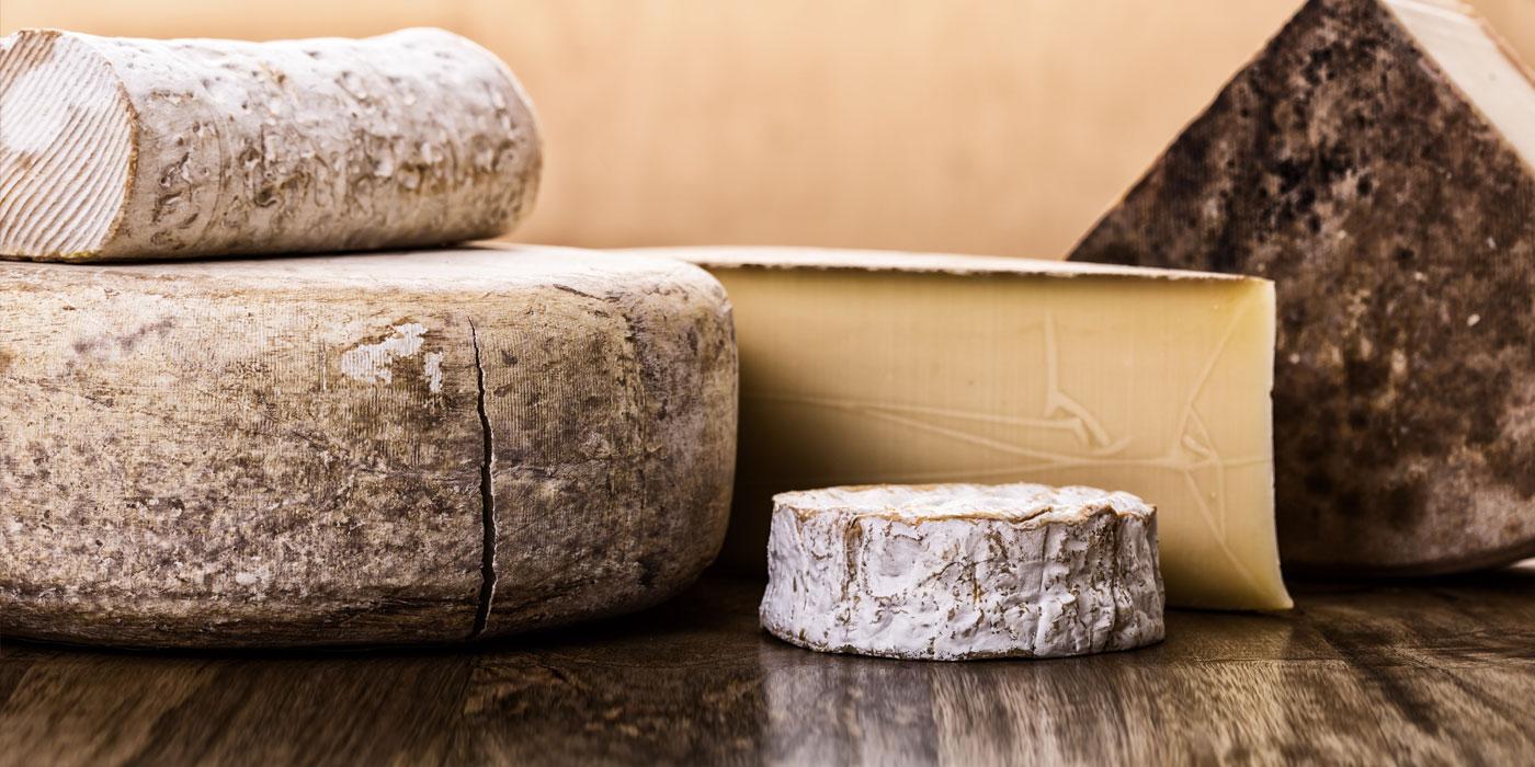 formaggi francesi