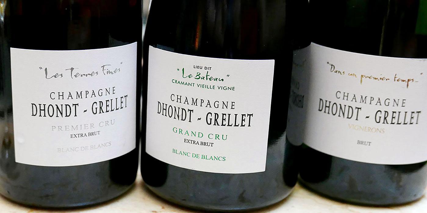 bottiglie Dhondt-Grellet