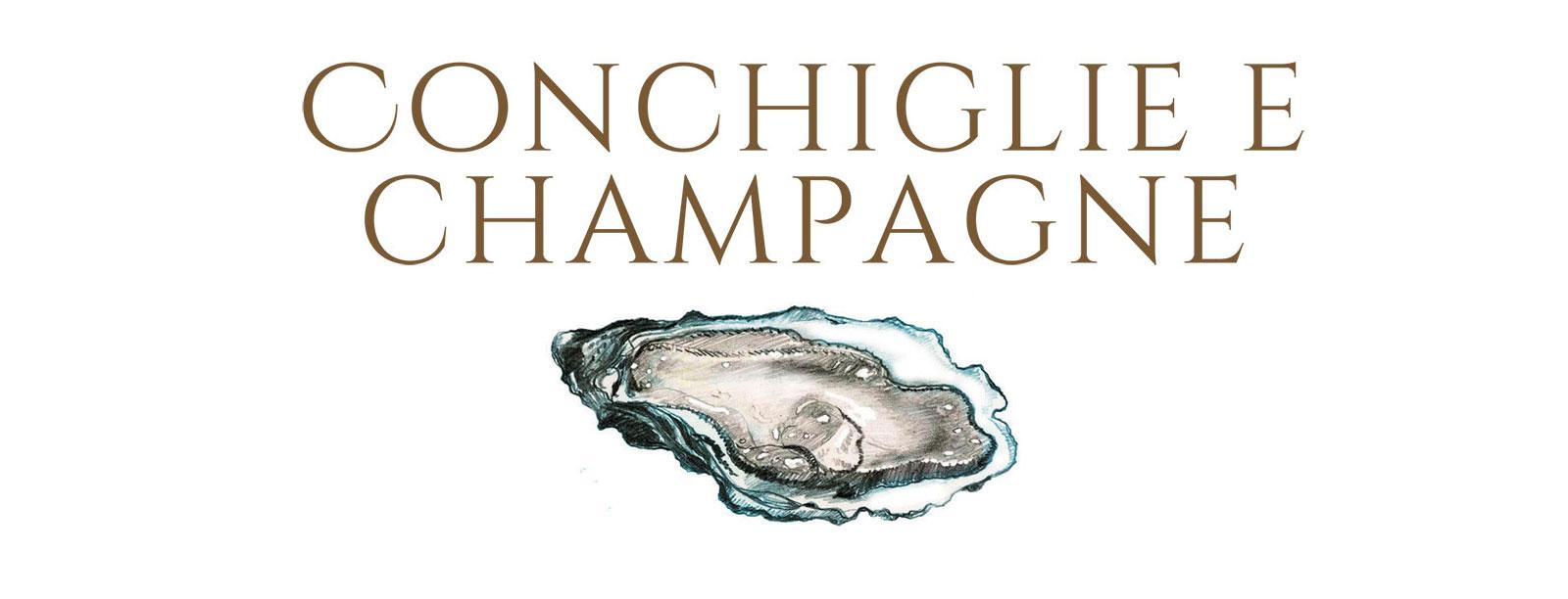 Cena Conchiglie e Champagne