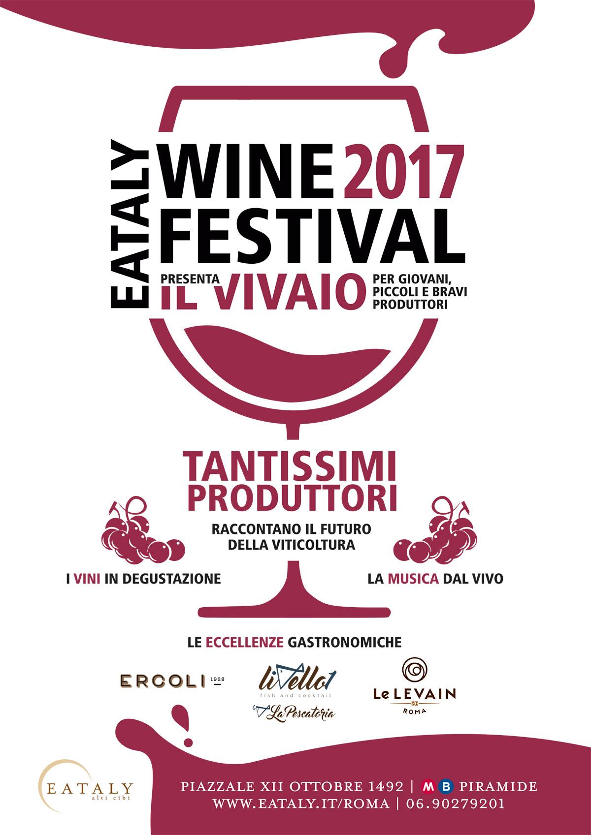 Locandina Wine Festival 2017