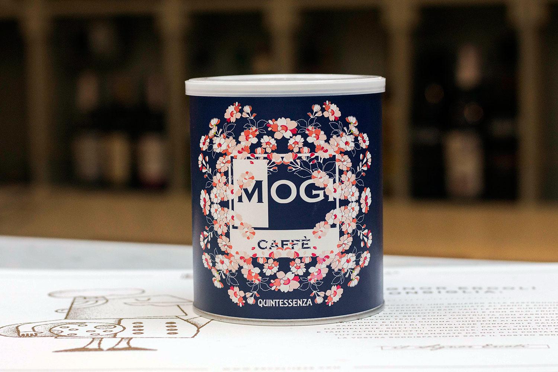 barattolo caffè Mogi