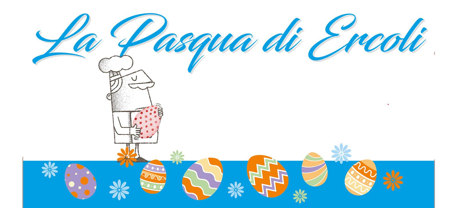locandina Pasqua di Ercoli